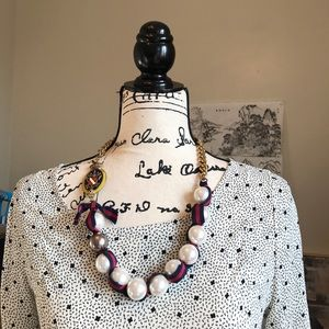 NWT Juicy Couture Gum ball Necklace
